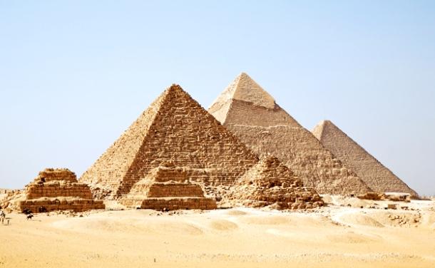 all pyramids